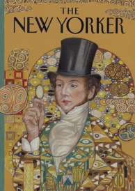 New Yorker Cover Contest: Tilley Bloch-Bauer I